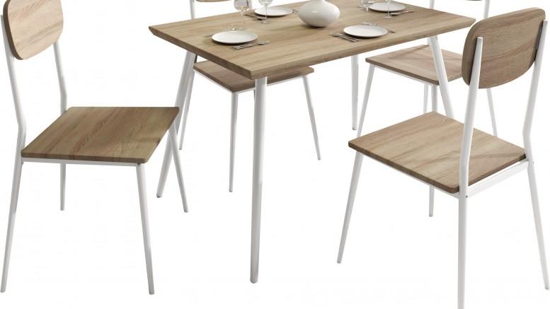 ensemble table et chaise comforium